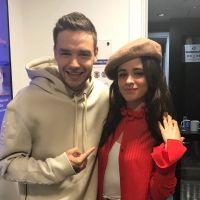 """Camila Cabello e Liam Payne tiram foto juntos e fãs surtam no Instagram: """"Quero feat"""""""