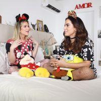 Anitta fala sobre namoro, casamento e próximas parcerias internacionais em canal de Giovanna Ewbank!