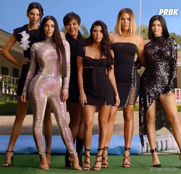 "Reality ""Keeping Up With The Kardashians"" é renovado para mais 5 temporadas no canal E!"