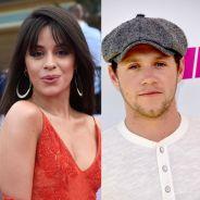 Camilla Cabello e Niall Horan juntos em parceria? Cantor sugere featuring com a morena!