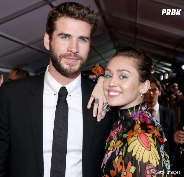 Miley Cyrus e Liam Hemsworth estariam casados, segundo revista