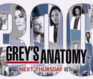 """Trailer do 300º episódio de """"Grey's Anatomy"""""""