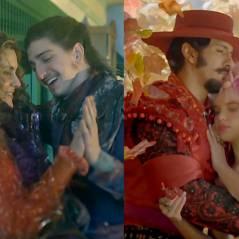 """O melhor casal de """"Meu Pedacinho de Chão"""": Gina e Nando ou Juliana e Zelão?"""