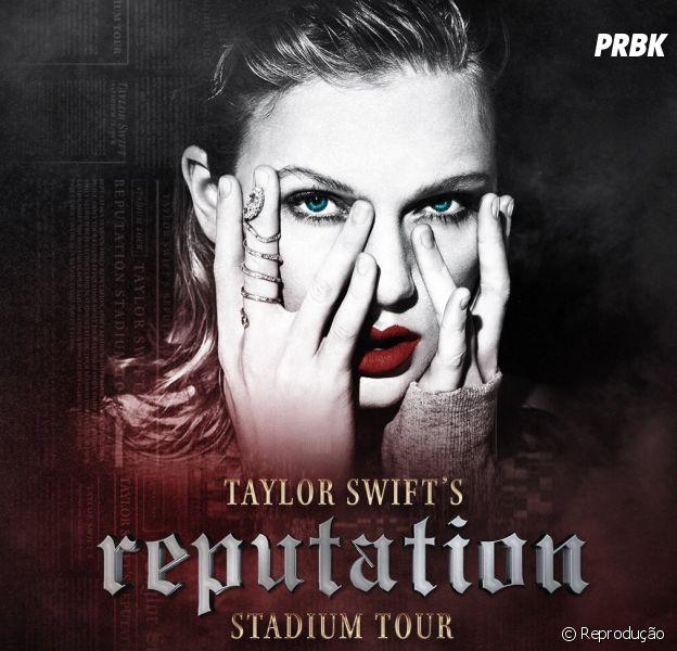 Taylor Swift anuncia turnê mundial!