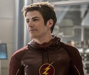 """Em """"The Flash"""": Barry (Grant Gustin) ganha novo uniforme! Confira"""