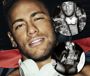 Veja as fotos sensuais do Neymar Jr. para a revista Man About Town