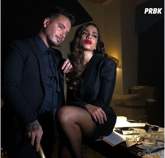 """Anitta divulga trecho de """"Downtown"""", sua nova música em parceria com J Balvin"""
