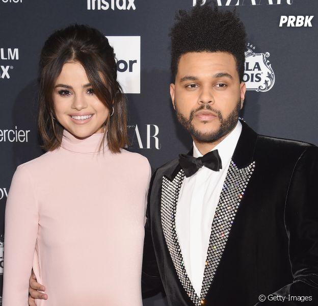Selena Gomez para de seguir The Weeknd no Instagram!