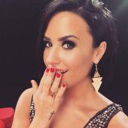 Demi Lovato vai casar? Fãs piram com foto da cantora vestida de noiva!