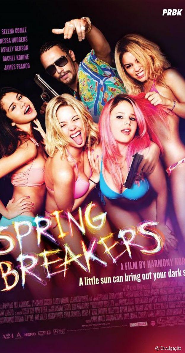 """Selena Gomez em """"Spring Breakers"""""""