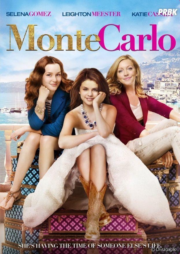 "Selena Gomez em ""Monte Carlo"""