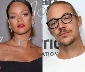 Diplo está trabalhando em novo álbum de Rihanna