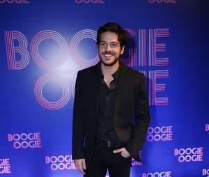 """Marco Pigossi é o par de Isis Valverde em """"Boogie Oogie"""""""