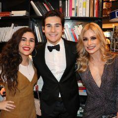 Nicolas Prattes encontra ex-namorada Lívian Aragão durante evento no Rio de Janeiro!