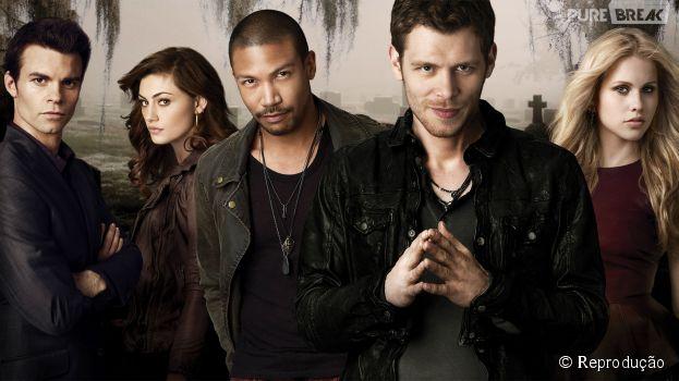 """Em """"The Originals"""" os vampiros lutam contra outras forças sobrenaturais"""