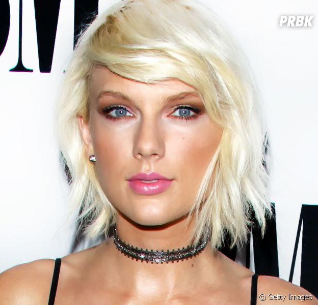 Taylor Swift manda mensagem para vítimas de assédio