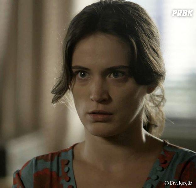 "Em ""O Outro Lado do Paraíso"", Clara (Bianca Bin) consegue prender Sophia (Marieta Severo)"