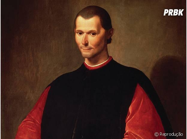 Maquiavel e sua famosa frase nunca dita