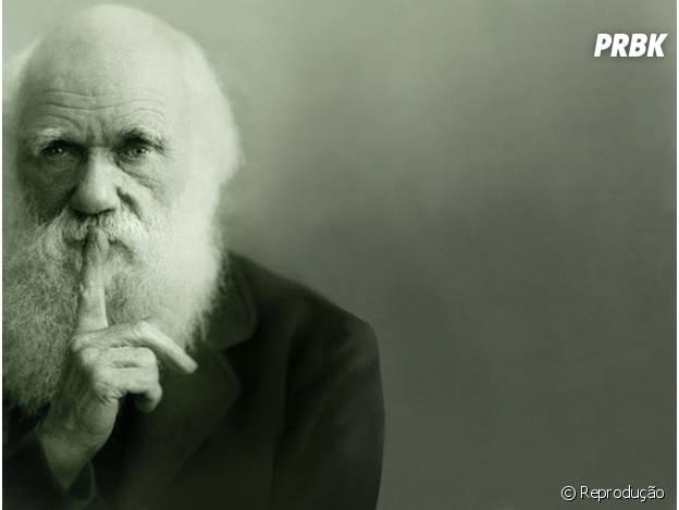Darwin também teve suas ideias distorcidas e perpetuadas pelas internet