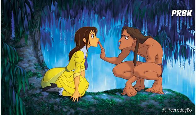 A fala do Tarzan para Jane foi um pouco distorcida pela internet