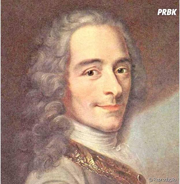 Voltaire teve muitas frases e textos importantes, mas nem todas as frases são dele.
