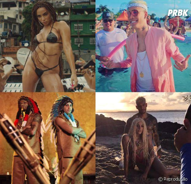 Veja as apostas para música do verão 2018 no Brasil!