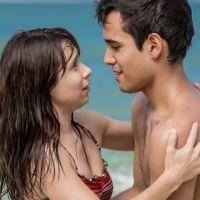 """De """"Malhação"""": Daphne Bozaski comemora prêmio de melhor cena romântica de Benê e Guto"""