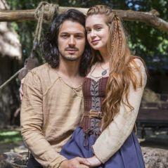 """Novela """"Deus Salve o Rei"""": Afonso salva Amália da morte e pede a mocinha em casamento!"""