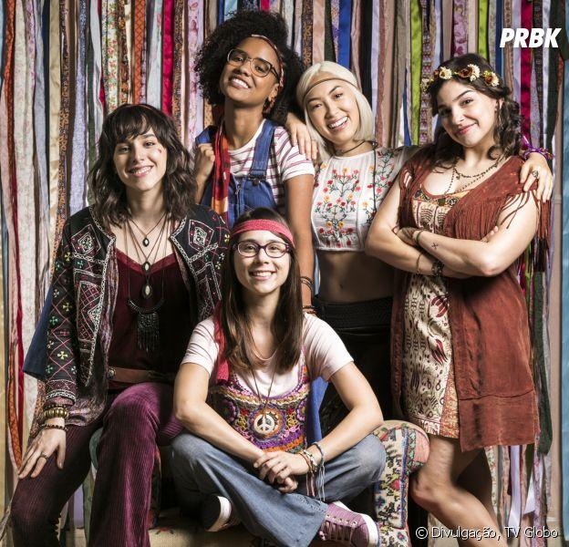 """Ama """"Malhação - Viva a Diferença""""? Veja qual Five você é de acordo com sua cor favorita!"""