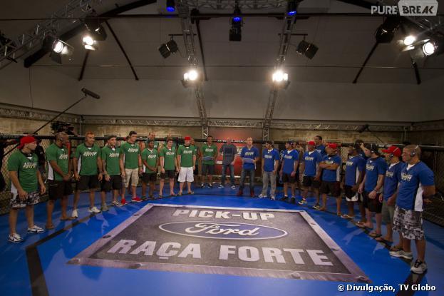 """O """"The Ultimate Fighter - Brasil"""" voltará para a sua terceira temporada na Globo em 2014!"""