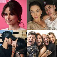 """Bruna Marquezine e Neymar, Flávia Pavanelli e MC Kevinho, """"BBB18"""" e momentos marcantes de janeiro"""
