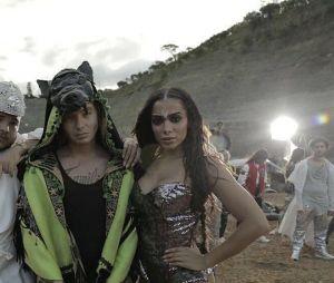 """Anitta participou do clipe do single """"Machika"""", ao lado de J Balvin e Jeon"""