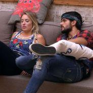 """No """"BBB18"""": amizade entre Jessica e Lucas não incomoda sua noiva: """"No início para tirar conclusões"""""""