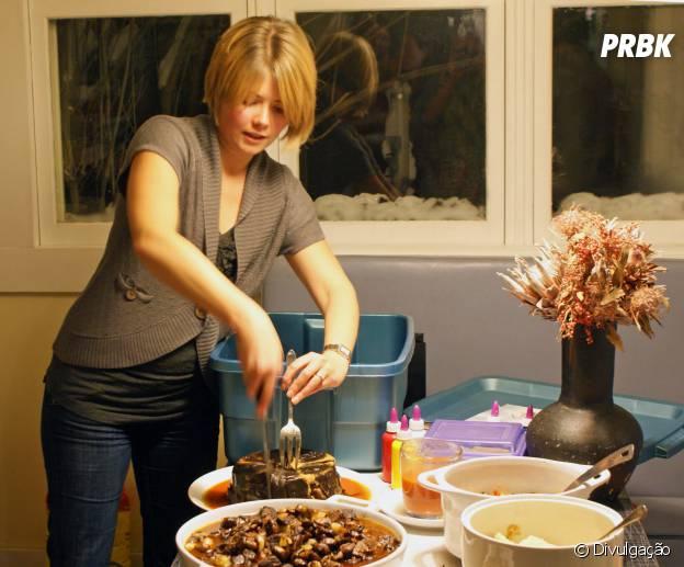 """Amy Adams ataca na cozinha de """"Julie e Julia"""""""