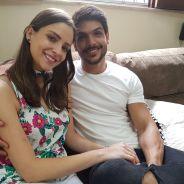 """Do """"BBB18"""": noiva de Lucas manda indireta através de rede social sobre história com Jessica!"""