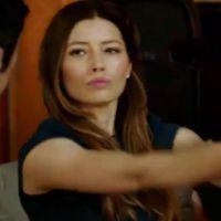 """Na 4ª temporada de """"New Girl"""": Jessica Biel aparece nas primeiras imagens"""
