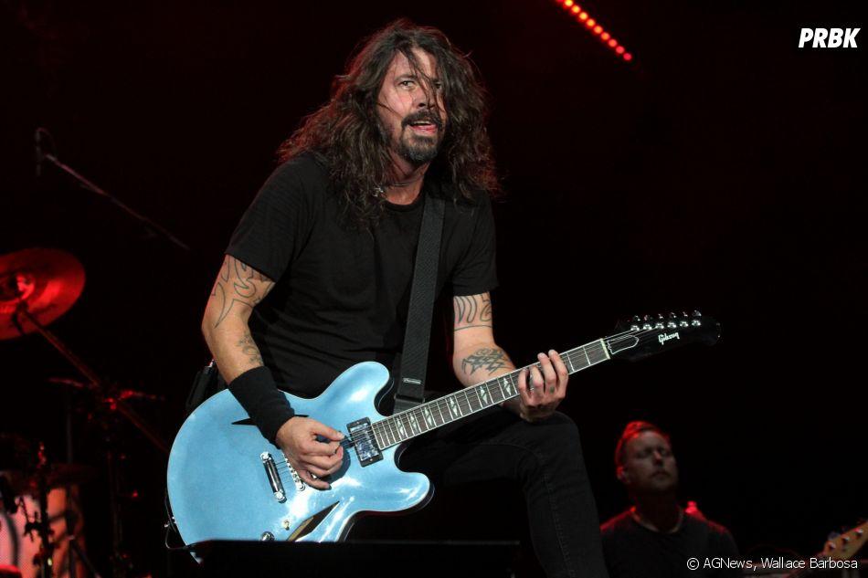 Foo Fighters fez um show de pouco mais de duas horas