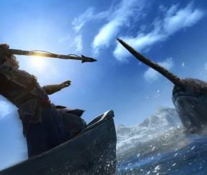 """Parece que """"Assassin's Creed: Rogue"""" terá monstros marinhos"""