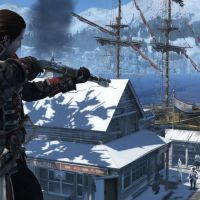 "Confira 9 screenshots de ""Assassin's Creed: Rogue"" e os combates ao mar"