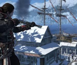 """Uma arma de longo alcance passa a ser a principal em """"Assassin's Creed: Rogue"""""""
