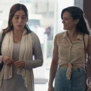 "Novela ""O Outro Lado do Paraíso"": Clara (Bianca Bin) apanha de Beth após surto!"