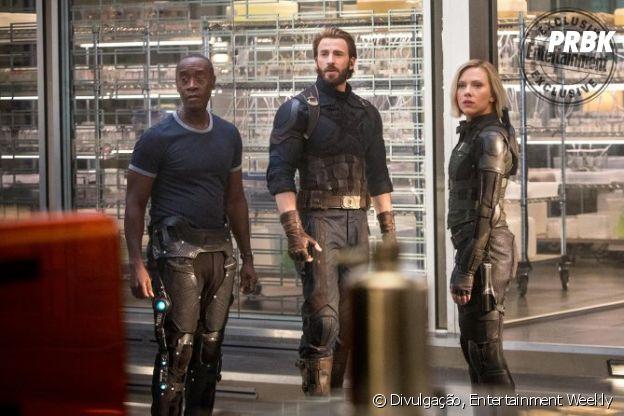 """Novas fotos de """"Os Vingadores: Guerra Infinita"""" são divulgadas!"""