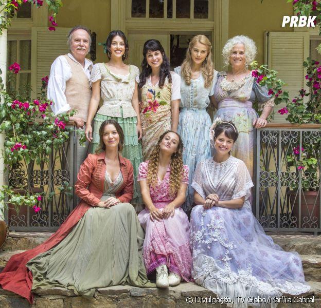 """Conheça as irmãs Benedito, protagonistas de """"Orgulho e Paixão"""", nova novela das 18h da Globo!"""