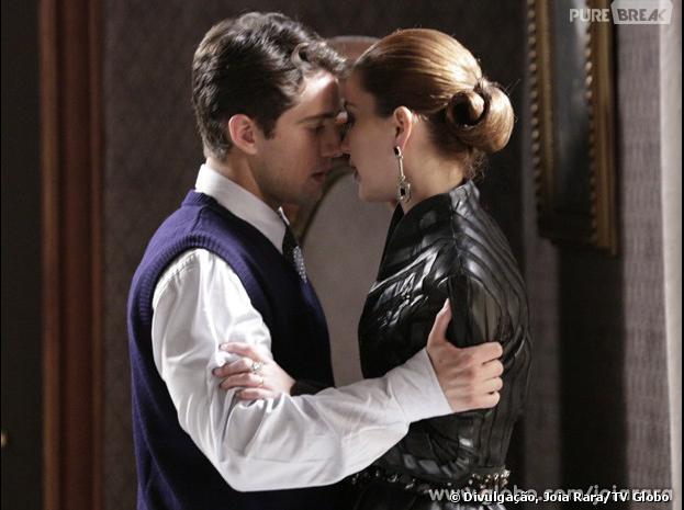 """Viktor (Rafael Cardoso) vai implorar para Silvia (Nathalia Dill) ficar com ele em """"Joia Rara""""!"""