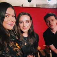 """Maisa entrevista Katherine Langford e Nick Robinson, do elenco de """"Com Amor, Simon"""". Assista!"""