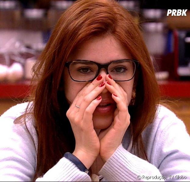 """Internautas pedem que Ana Clara seja expulsa do """"BBB18"""""""