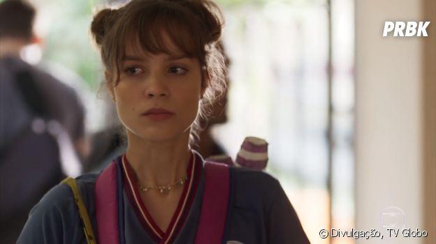 """Em """"Malhação"""", Verena (Joana Borges) sofre assédio do professor de história,Breno(Marcelo Argenta)!"""