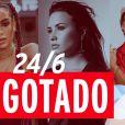 Com ingressos esgotados, Anitta fará show para 85 mil pessoas no Rock In Rio Lisboa. Na mesma noite, Demi Lovato e Bruno Mars se apresentarão