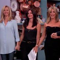 """De """"Friends"""": Jennifer Aniston, Lisa Kudrow e Courteney Cox reunidas novamente!"""