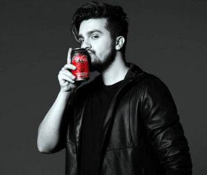 Com 38% dos votos, Luan Santana ficou em 1º na votação da Fan Feat Coca-Cola
